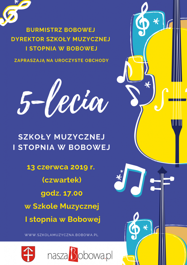 Szkoła muzyczna i stopnia w Bobowej